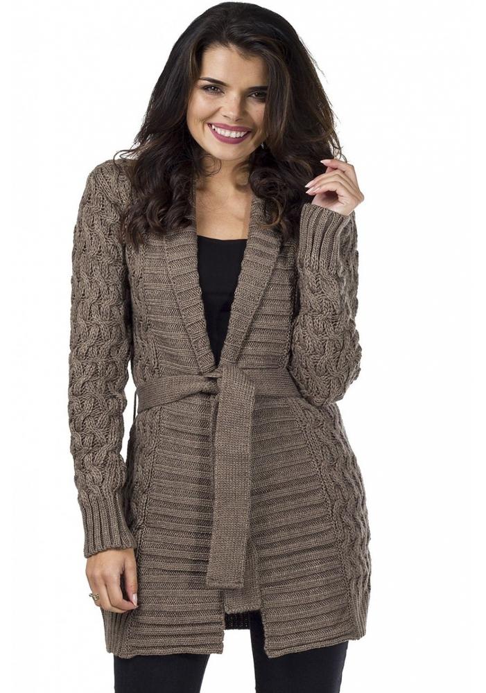 Cardigan tricotat Miruna
