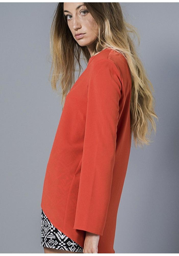 Bluza orange Beau