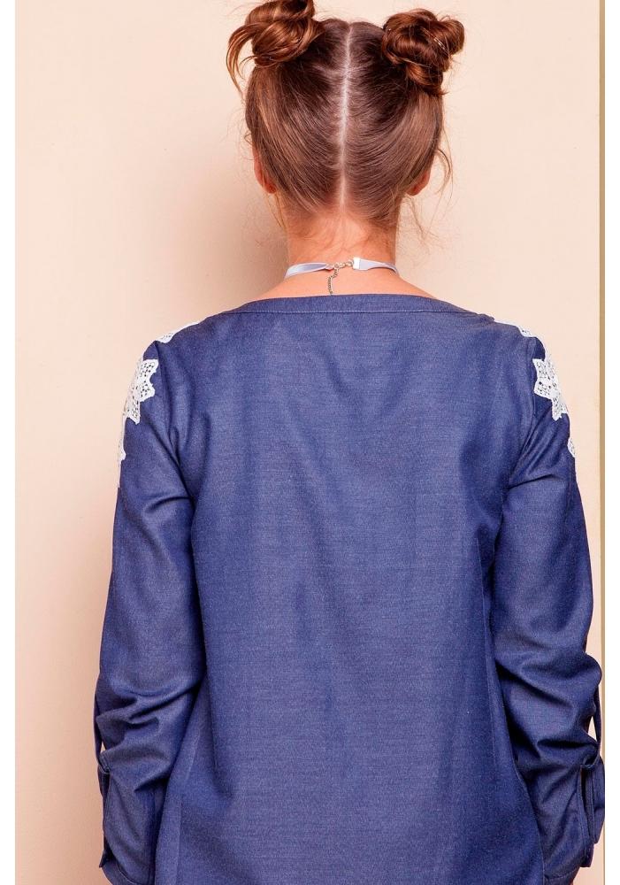 Camasa casual blue Ioana