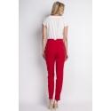 Pantaloni rosii Adela