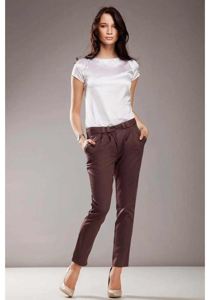 Pantaloni conici Irma