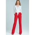 Pantaloni lungi rosii Luz
