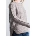Pulover gros tricotat Dani
