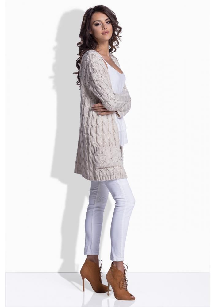 Cardigan tricotat Reed