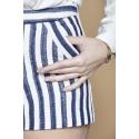 Pantaloni dungi scurti Ramona