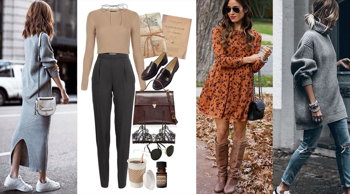 Casual Look – 4 idei de tinute care te vor scoate in evidenta
