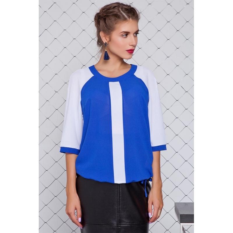 Bluza albastra Mila