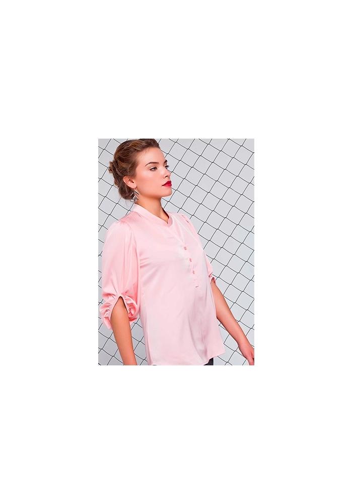 Bluza satinata Lorina