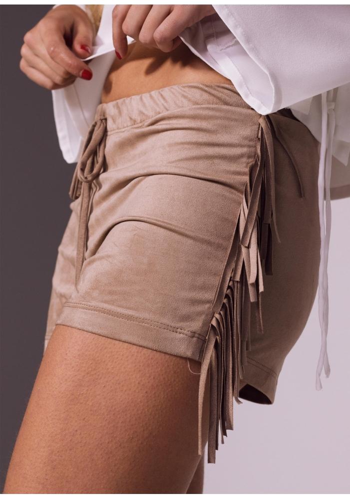 Pantaloni franjuri Remy