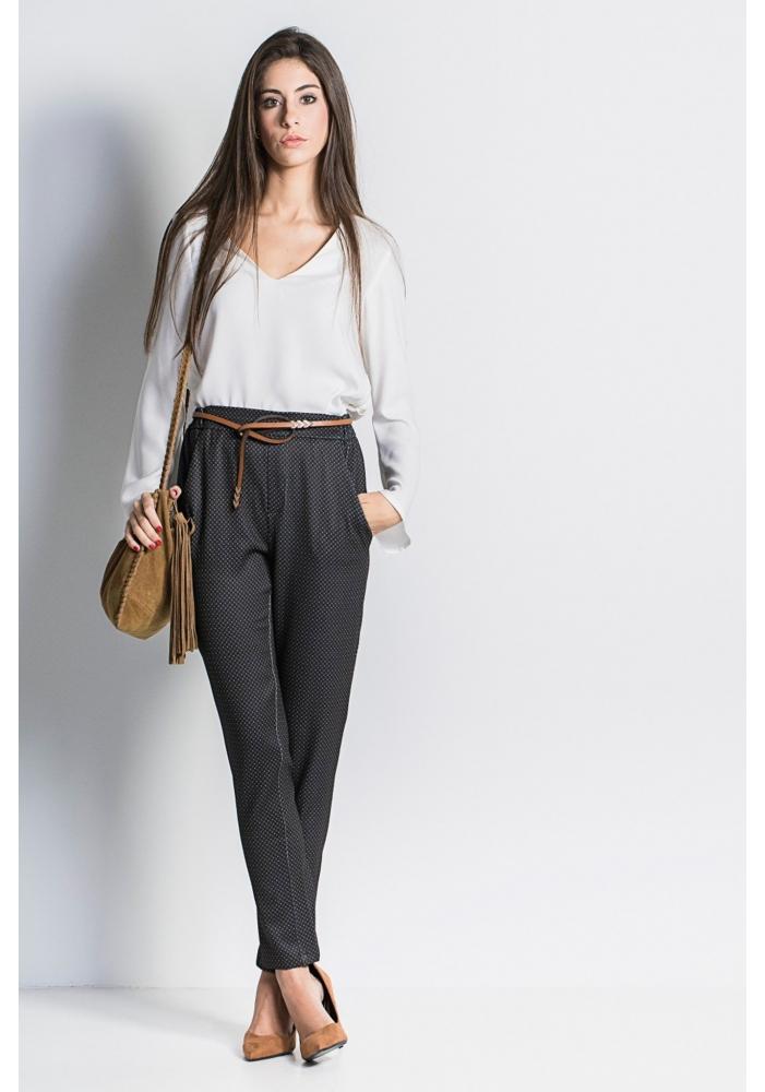 Pantaloni conici Gianna
