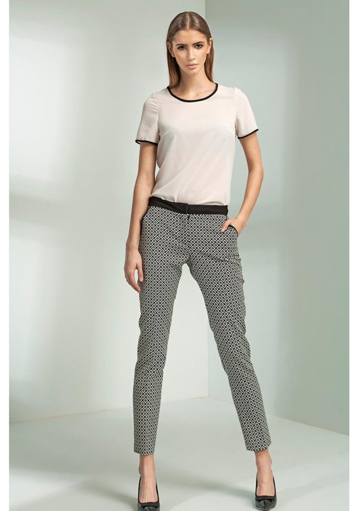 Pantaloni model Malia