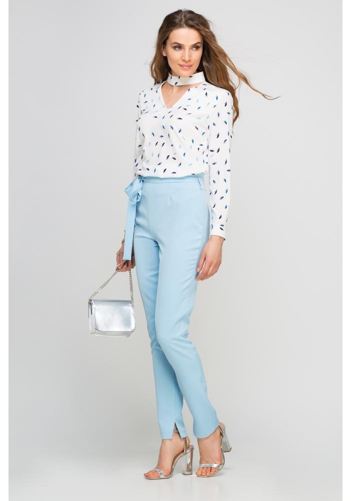 Pantaloni bleu Pearl