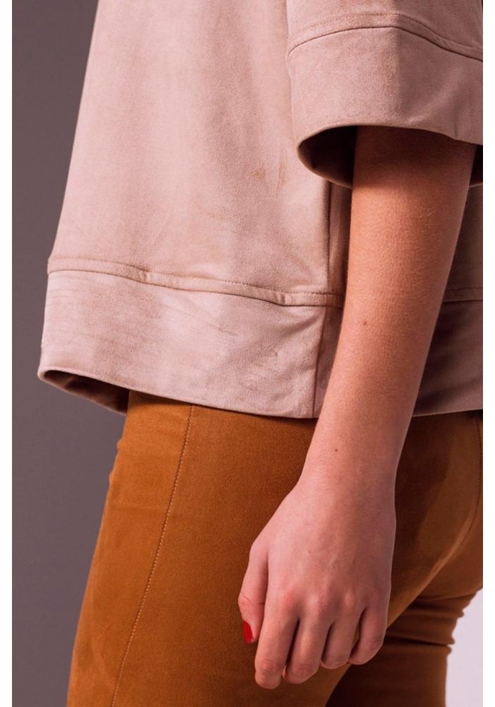 Tricou larg casual Ianna