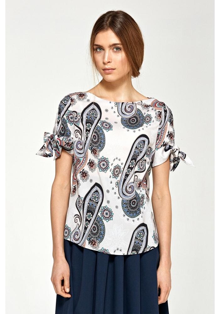 Bluza model imprimat Camila