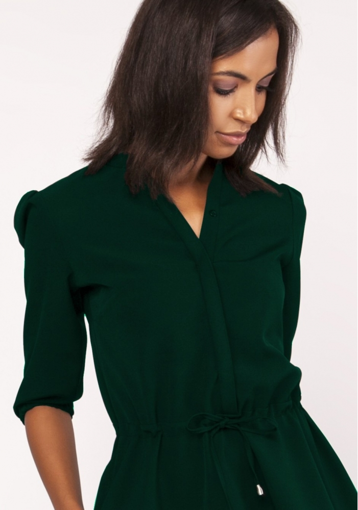 Lanti - Rochie verde clos Miranda