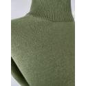 GAUDI JEANS - Pulover cu guler verde