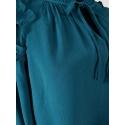 VILA CLOTHES - Bluza vascoza cu volane