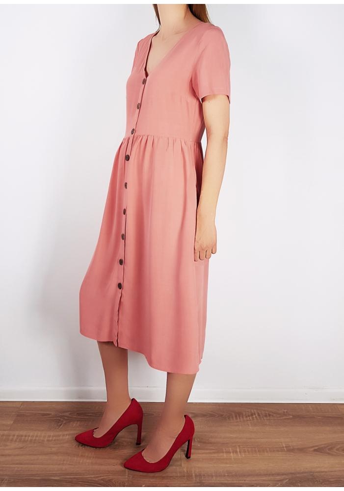 VILA CLOTHES - Rochie cu nasturi casual