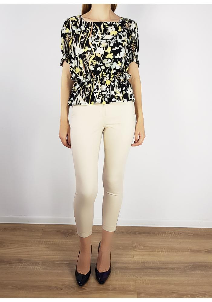 RESERVED - Leggings bej model skinny