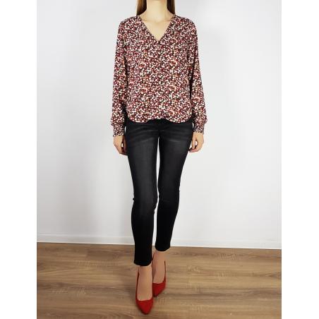 ONLY - Bluza cu imprimeu floral