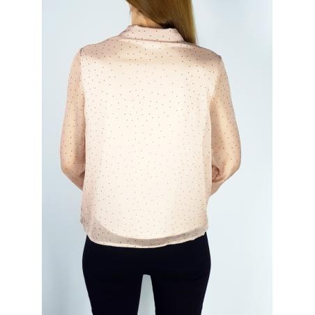 VILA CLOTHES - Camasa voal cu imprimeu