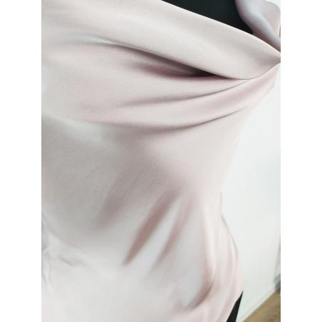 CLP SPAIN - Bluza satinata cu bretele subtiri