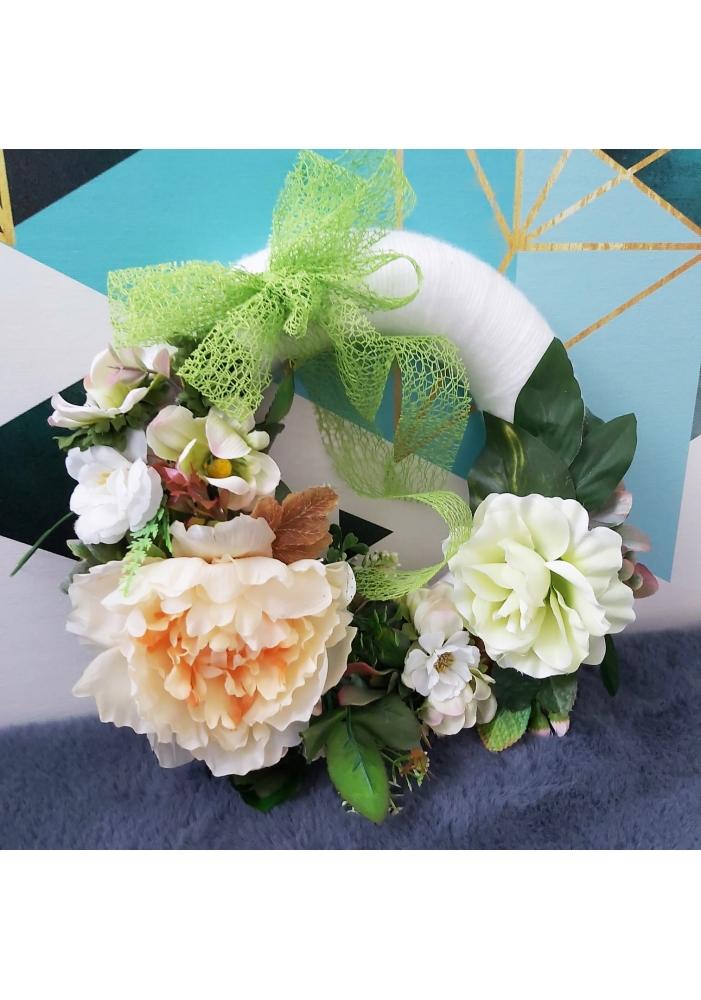 Coronita decorativa Nude Flowers