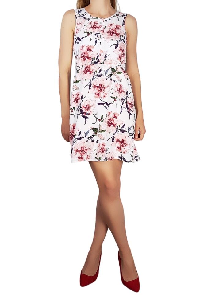 HAILYS - Rochie cu imprimeu floral scurta